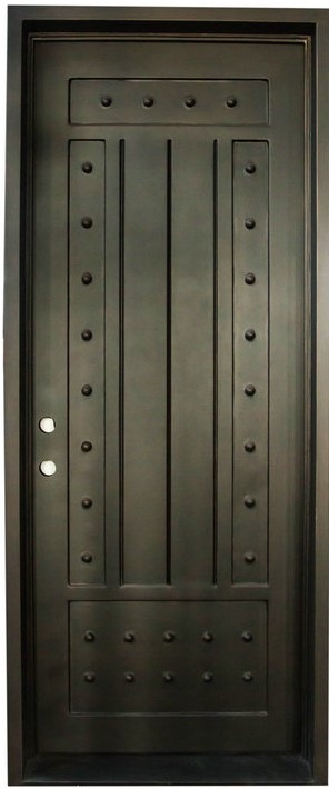 AZ-15S single iron door