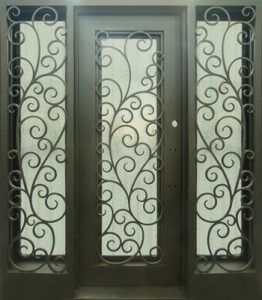 AZ-19S single iron door