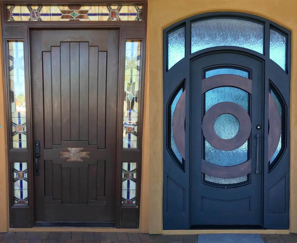 Iron Doors Arizona | Custom Wrought Iron Doors In Phoenix, AZ