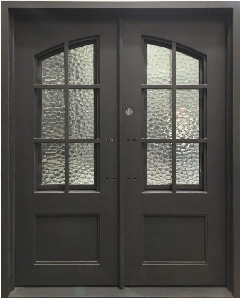 How To Choose The Paint Color Of Your Front Iron Door Iron Doors