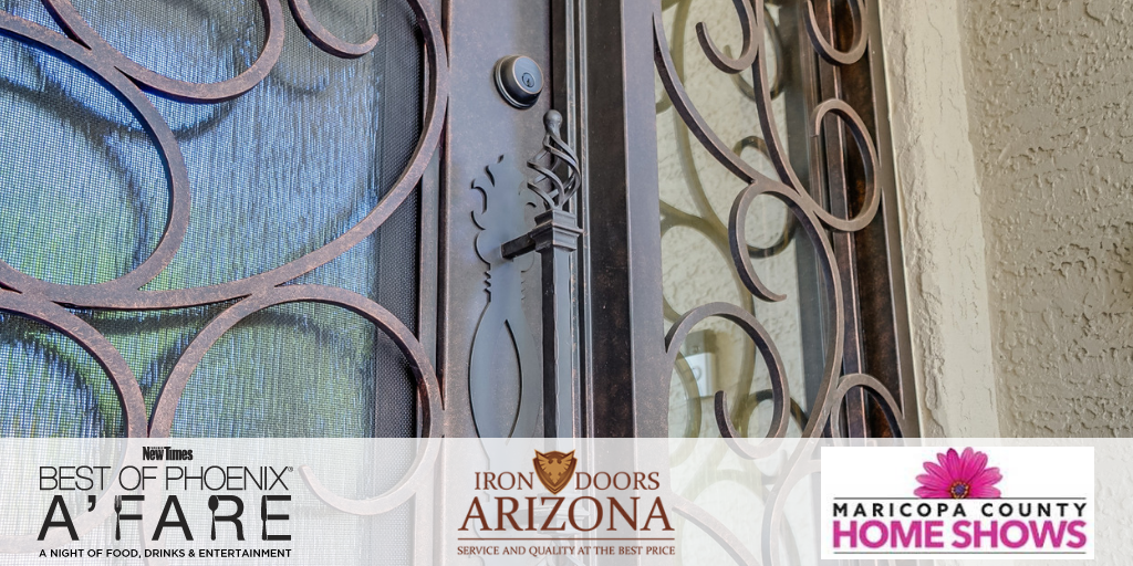 Iron Doors Arizona October 2018 Events