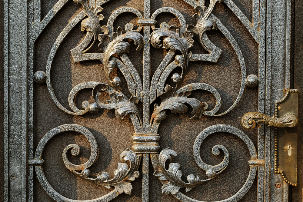 Wrought Iron Doors_Iron Doors AZ